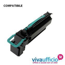 Toner Nero Compatibile C792X1KG ad altissima resa per Lexmark C792 - 20K