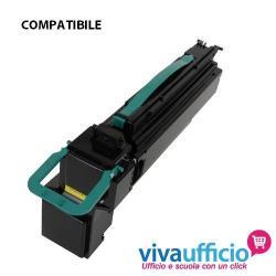 Toner Giallo Compatibile C792X1YG ad altissima resa per Lexmark C792 - 20K