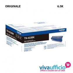 Cartuccia Toner Nero Originale TN-423BK per Brother MFC-L 8900cdw - 6.500 pagine