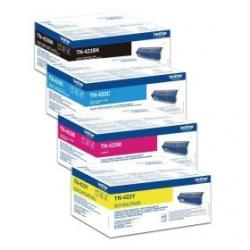 Kit Quadricromia Originale TN423BK-C-M-Y per Brother