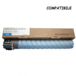 Toner Ciano Compatibile A11G451 per Konica Minolta Bizhub C220, C280, C360 - 26K