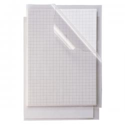 Cartelline a L Poli 150 - PPL - buccia - 21x29,7 cm - trasparente - Sei Rota - conf. 25 pezzi