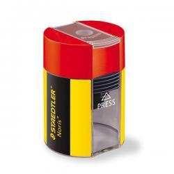 Temperamatite Noris con contenitore - 1 foro - con contenitore - Staedtler