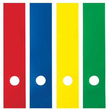 Copridorso CDR P - PVC adesivo - blu - 7x34,5 cm - Sei Rota - conf. 10 pezzi