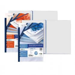 Portalistini personalizzabile Uno TI - 22x30 cm - 12 buste - blu - Sei Rota