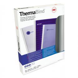 Scatole 100 cartelline termiche Optimal - 12mm - bianco - GBC