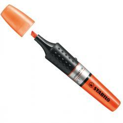 Evidenziatore Luminator - arancio - tratto da 2 a 5mm - Stabilo