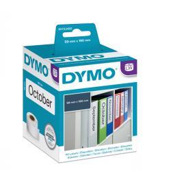 Rotolo 110 etichette LW - 990190 - 59x190mm - registratore-G - Dymo