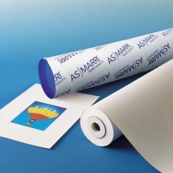 Carta Cad/Grafica Inkjet - 610mm x 45mt - 100gr - opaca - As Marri