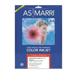 Carta Cad/Grafica Inkjet - 914mm x 30mt - 190gr - superficie lucida - As Marri