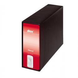 Registratore Dox 3 - dorso 8 cm - memorandum 23x18 cm - rosso - Esselte