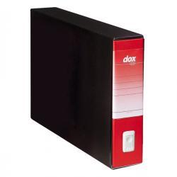 Registratore Dox 10 - dorso 8 cm - 46x31,5 cm - rosso - Esselte