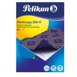 Carta da ricalco Plenticopy® 200H® - 21x29,7 cm - blu - Pelikan - conf. 10 fogli
