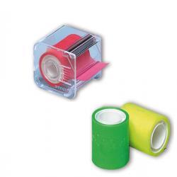 Ricarica nastro adesivo Memograph - 50 mm x 10 m - giallo - Eurocel