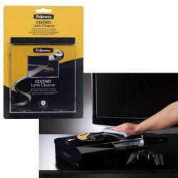 CD di pulizia per lettore CD/DVD - Fellowes