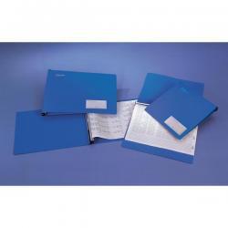 "Portatabulati ad aghi Mec Data - 12""x37 cm - azzurro - King Mec"