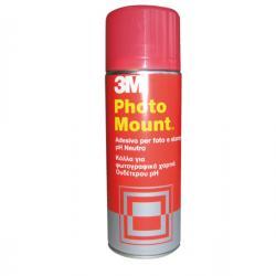 Adesivo Spray Photo Mount™ - per foto - 400 ml - trasparente - 3M