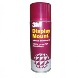 Adesivo Spray Display Mount™ - 400 ml - trasparente - 3M