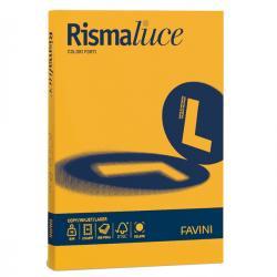 Carta Rismaluce - A4 - 140 gr - giallo oro 52 - Favini - conf. 200 fogli