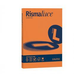 Carta Rismaluce - A4 - 140gr - arancio 56 - Favini - conf. 200fg