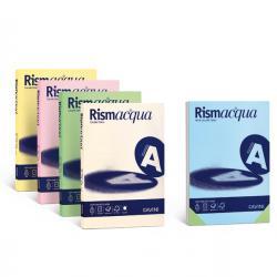 Carta Rismacqua - A3 - 140gr - mix 5 colori - Favini - conf. 200fg