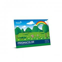 Album Prismacolor - 240x330mm - 10fg - 128gr - monoruvido - Favini