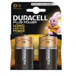 Blister 2 pile Torcia D - Plus - MN1300 - Duracell