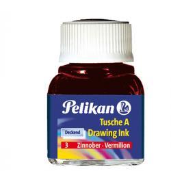 Inchiostro di china 523 - 10ml - vermiglione 3 - Pelikan
