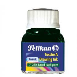 Inchiostro di china 523 - 10ml - verde scuro 7 l - Pelikan