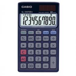 Calcolatrice tascabile SL-310TER+ - 10 cifre - Casio