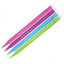 Portamine Non Stop - 0,7mm - colori assortiti - Papermate - scatola 12 portamine