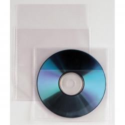 Buste a sacco Insert CD - patella di chiusura - PPL - 125x120 mm - Sei Rota - conf. 25 pezzi