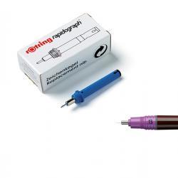 Punta per penna a china Rapidograph - 0,13mm - Rotring