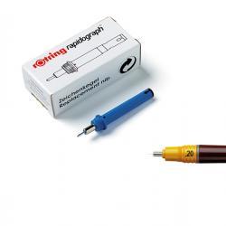 Punta per penna a china Rapidograph - 0,20mm - Rotring