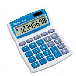 Calcolatrice da tavolo 208X - 8 cifre - Ibico