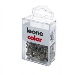 Puntine - 3 punte temperate e nichelate - Molho Leone - conf. 100 pezzi