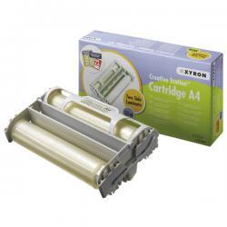 Film x plastificare a freddo - 186440 - 80micron - 22cmx10mt - Xyron