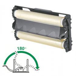Film x plastificare a freddo - 186490 - 80micron - 297mmx30mt - Leitz