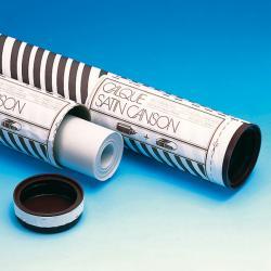 Rotolo carta lucida satinata - 0,375x20mt - 90/95gr - uso manuale - Canson
