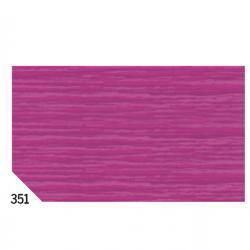 Carta crespa - 50x250cm - 60gr - viola 351 - Sadoch - Conf. 10 rotoli