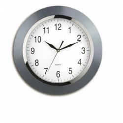 Orologio da parete Style - diametro 33,5cm - grigio - Methodo