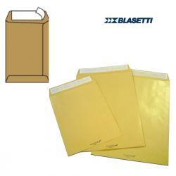 Busta a sacco avana - serie Monodex - strip adesivo - 190x260 mm - 80 gr - Blasetti - conf. 500 pezzi