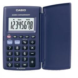 Calcolatrice tascabile HL-820VER - 8 cifre - Casio