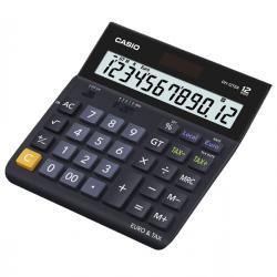 Calcolatrice da tavolo DH-12TER - 12 cifre - blu - Casio