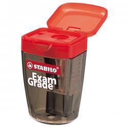 Temperamatite Exam Grade - 1 foro - con contenitore - Stabilo