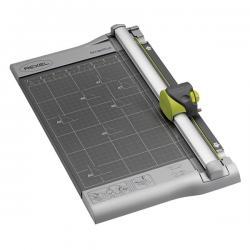 Taglierina a lama rotante Rexel SmartCut™ A425 4in1 - A4 - 320 mm - taglio lineare, ondulato, tratteggiato, cordonato - capacità