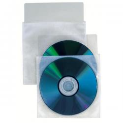 Buste a sacco Insert CD Pro - divisorio interno - patella di chiusura - PP - Sei Rota - conf. 25 pezzi