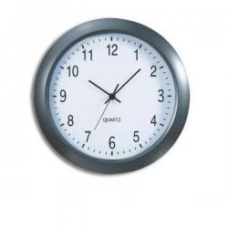 Orologio da parete Classic - diametro 30,5cm - grigio - Methodo