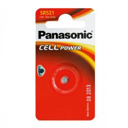 Micropila SR1130 - 1,55V - a pastiglia - ossido argento - Panasonic