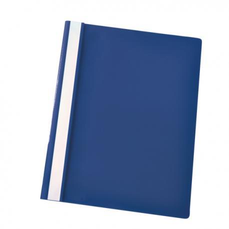Cartellina ad aghi Report File - con fermafogli - PPL - 21x29,7 cm - blu - Esselte